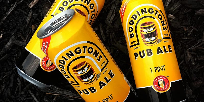Boddingtons Cream Ale