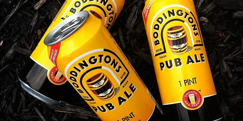 Boddingtons Cream Ale