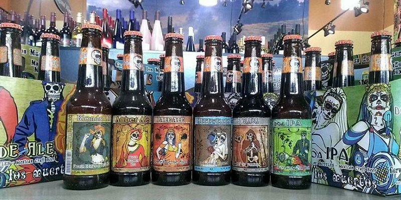 Day of the Dead beer is the first fully developed, fully accessible