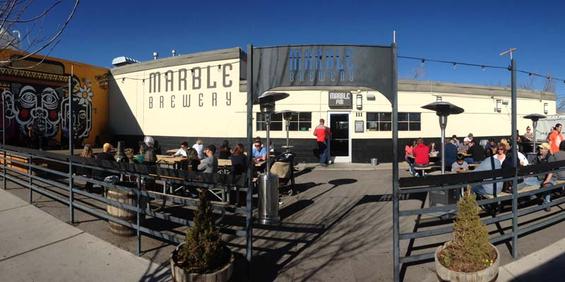 Marble Brewing