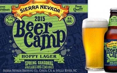 Seasonal Beer Camp Hoppy Lager