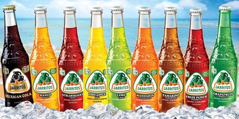 Mex-It-Up with Jarritos Cocktails Perfect for Spring Break!