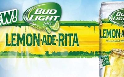 Bud Light Lime Lemon-Ade-Rita Is Here!