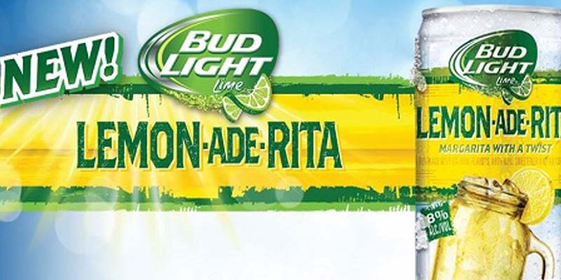 Bud Light Lime Lemon-Ade-Rita Is Here!