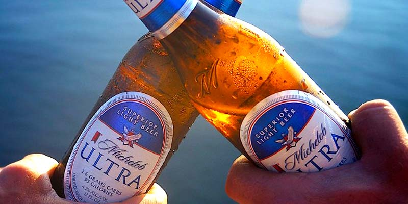 Captivating Michelob Ultra Family
