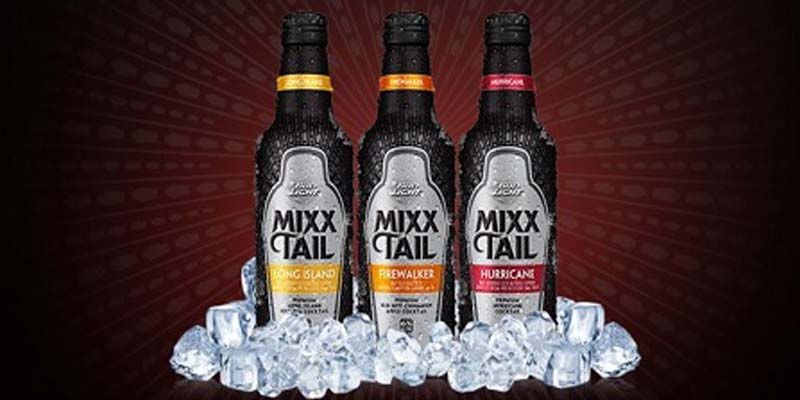 Introducing the Bud Light MIXXTAILs!