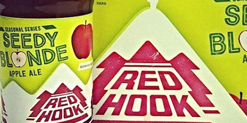 Redhook Seedy Blonde Apple Ale