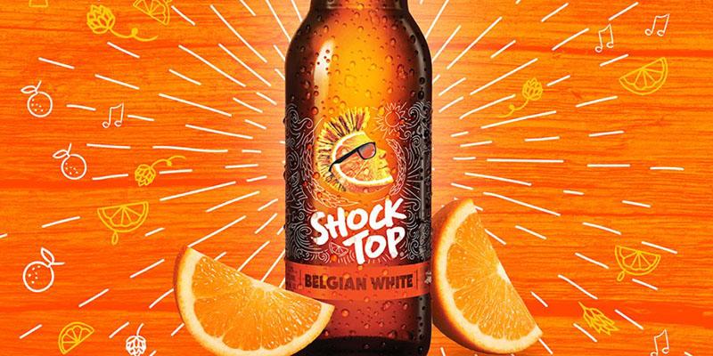 Shock Top Beer Hensley Beverage Company