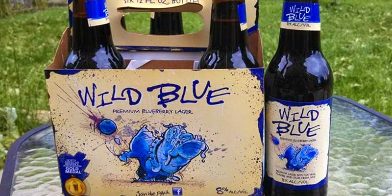 Wild Blue Hensley Beverage Company