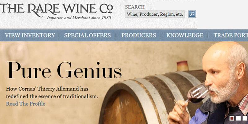 The Rare Wine Company