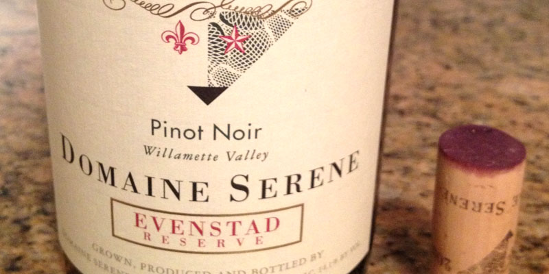 Domaine Serene Vineyard
