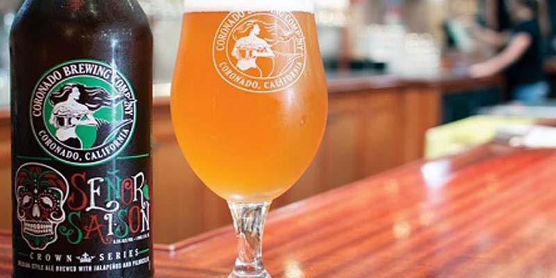 Coronado Brewing Releases Señor Saison