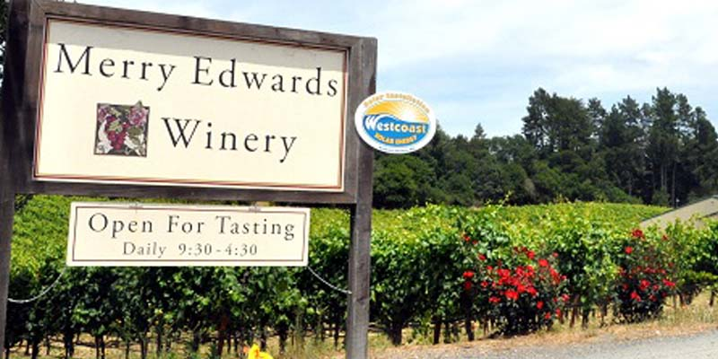 Mother's Day Feature: Merry Edwards Winery