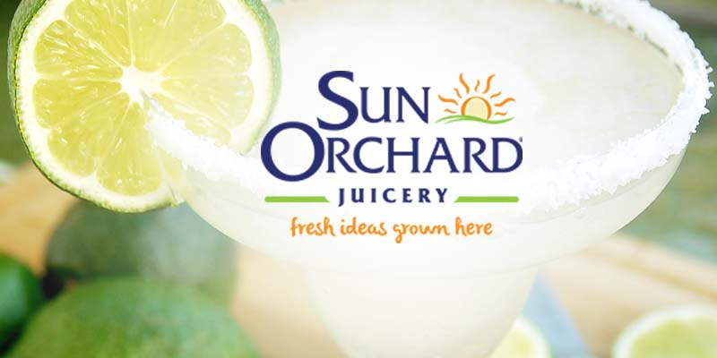 Sun Orchard Margarita Mix