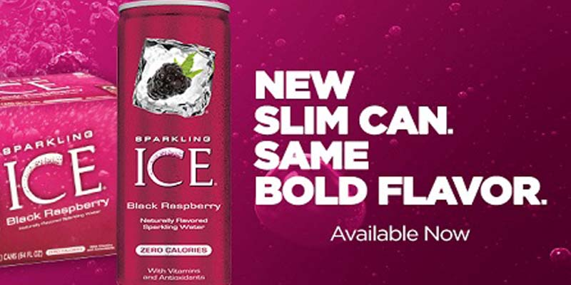 Put A Little Sparkling Ice In Your Summer