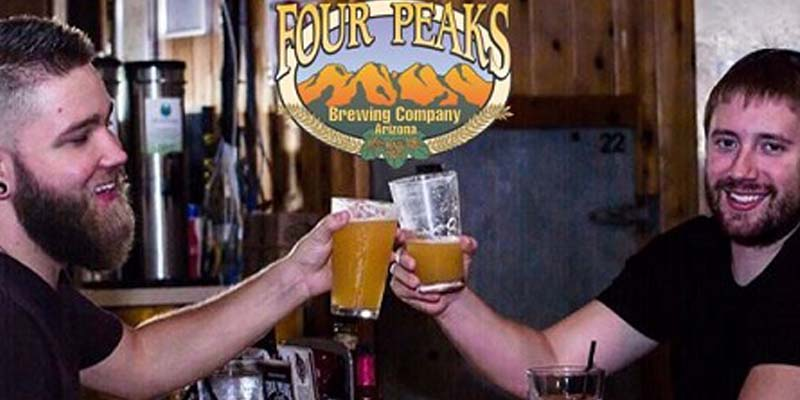 Introducing Four Peaks White Ale!