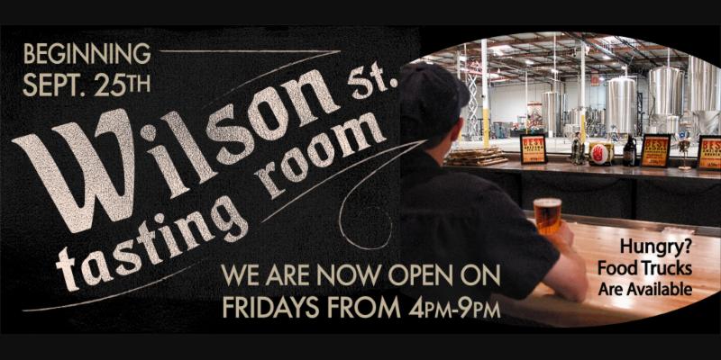 Four Peaks Tasting Room Back Open Friday's