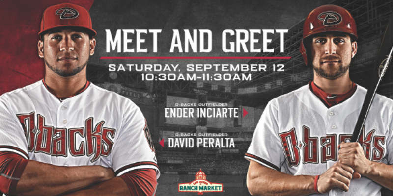 Arizona Diamondbacks Meet and Greet