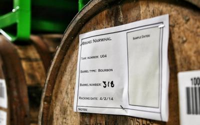 Introducing the 2015 Sierra Nevada Barrel Series