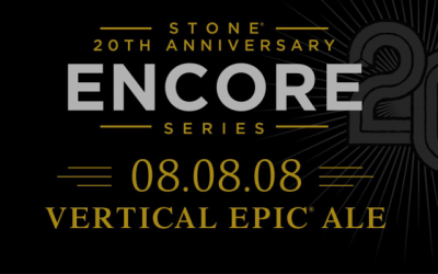 Stone 20th Anniversary Encore Series