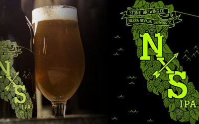 Stone & Sierra Nevada NxS Collaboration IPA Events