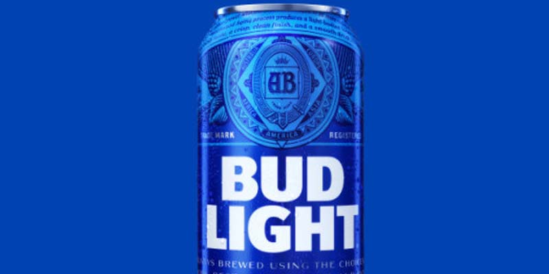 Bud Light Gets a Bold New Look