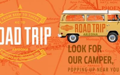KC to AZ- Boulevard Brewing Style!
