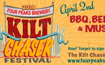 Four Peaks Kilt Chaser Festival