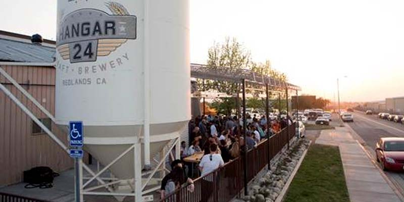 Hangar 24 Brewery Beer | Hensley Beverage Company