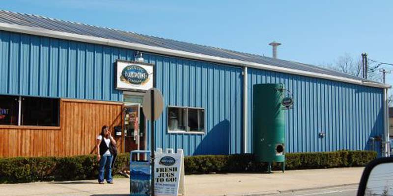 Blue Point Brewery