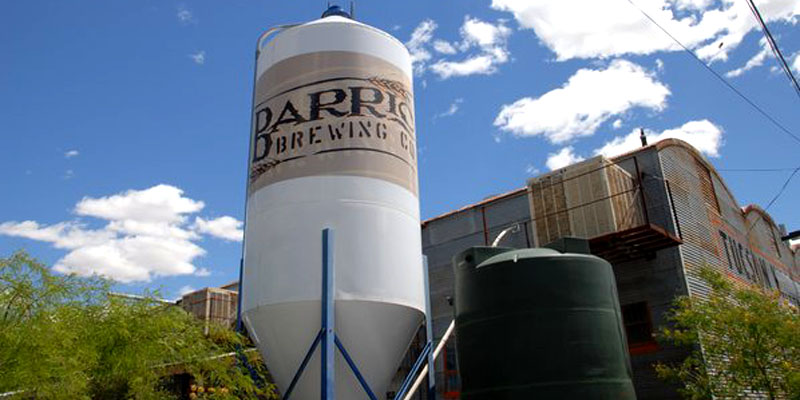 A History of Barrio Brewing Co.- Southern Arizona's Oldest Craft Brewery