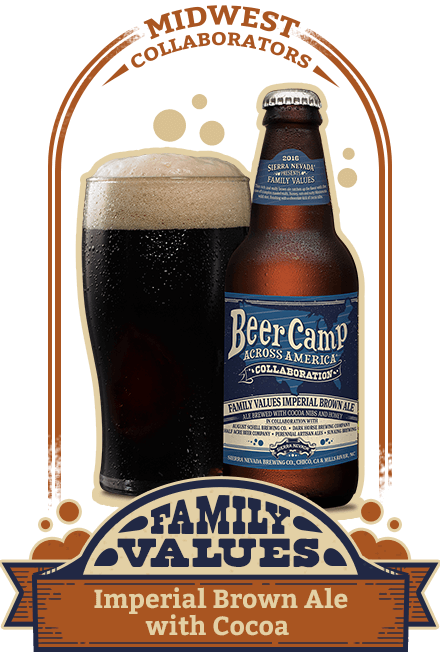 Family Values Imperial Brown Ale (8.5% ABV)