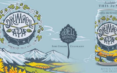 Odell Brewing To Release Drumroll, A New American Pale Ale