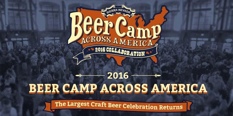 Sierra Nevada Releases 2016 Beer Camp Across America Series