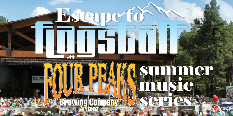 Escape to Flagstaff with the Four Peaks Summer Music Series
