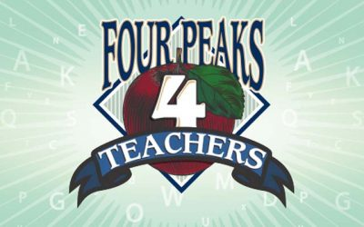 Four Peaks Brewing Kicks Off Annual  'Four Peaks for Teachers' Campaign