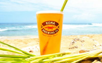 Kona Brewing Releases Lemongrass Luau