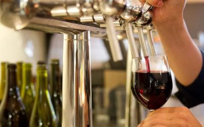 Wine On Tap – The Environmentally Friendly Way to Enjoy Wine This Summer