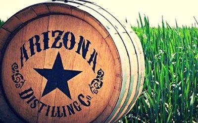 AZ Distilling Cocktail Dinner