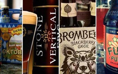 September Craft Beer News