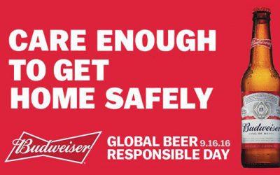 Global Beer Responsible Day 2016