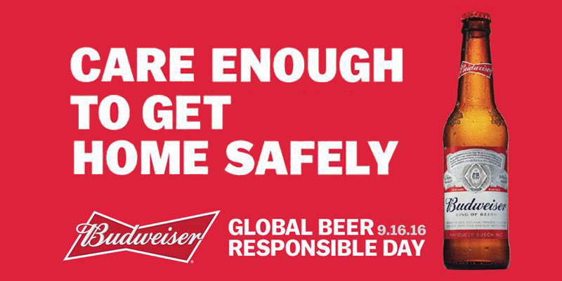 Global Beer Responsible Day 2016