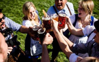 Four Fun Facts About Oktoberfest