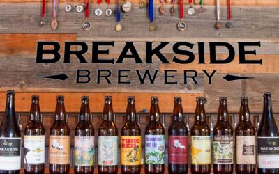 Hensley Announces State Wide Distribution of Breakside Brewery