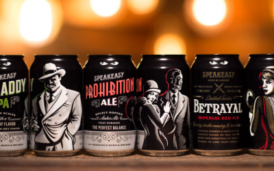 Speakeasy Ales and Lagers to Introduce Three New Cans This Fall