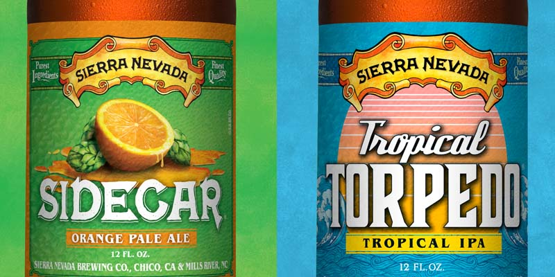Sierra Nevada Unveils Two New Product Launches For January 2017