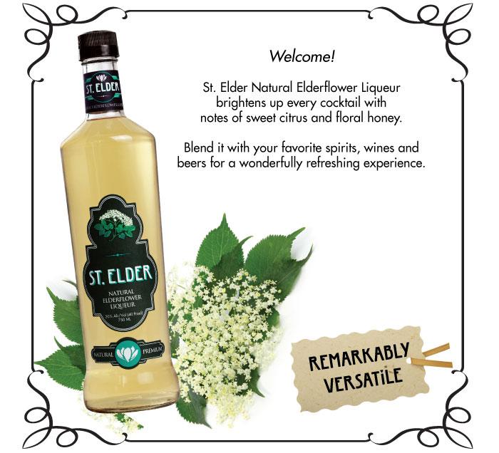 St. Elder Liqueur