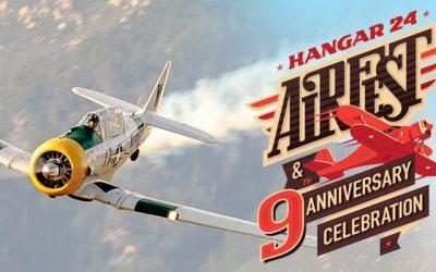 Hangar 24 Airfest Sweepstakes