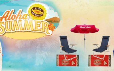 Kona Aloha Summer Sweepstakes