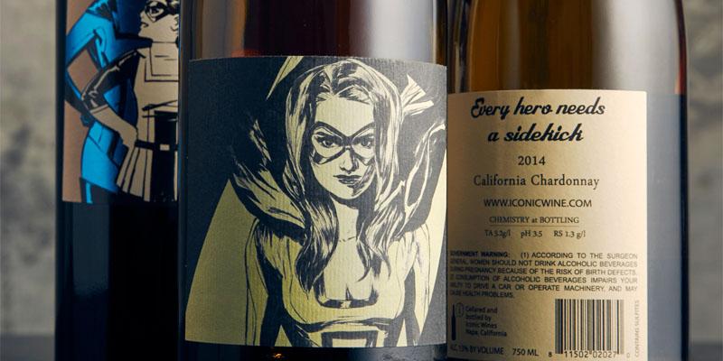 Iconic Wine